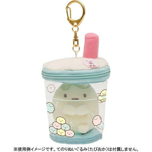 日貨 角落生物 收納罐吊飾 吊飾 掛飾 收納 裝飾 鑰匙圈 角落小夥伴 Sumikko San-x J00030593