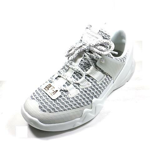 SKECHERS(女)運動系列DLT-A記憶型鞋墊休閒健走鞋-66666090WGRY灰白2018新品【陽光樂活】