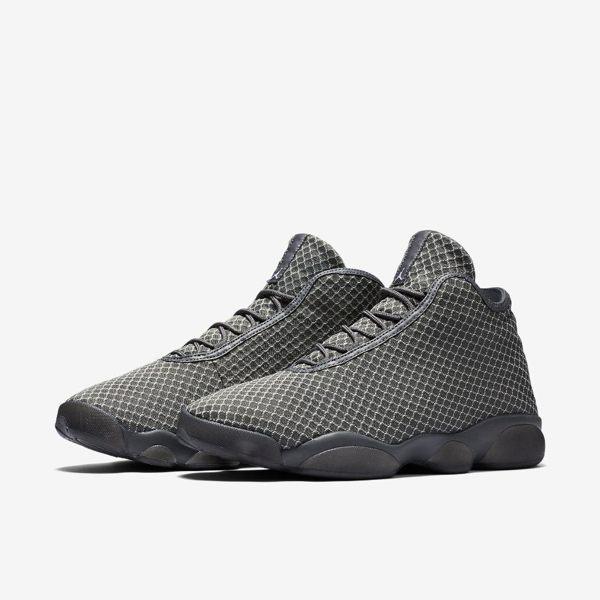 《限時特價↘7折免運》Nike Jordan Horizon 男鞋 籃球鞋 喬丹 潑點 灰 黑 【運動世界】 823581-003