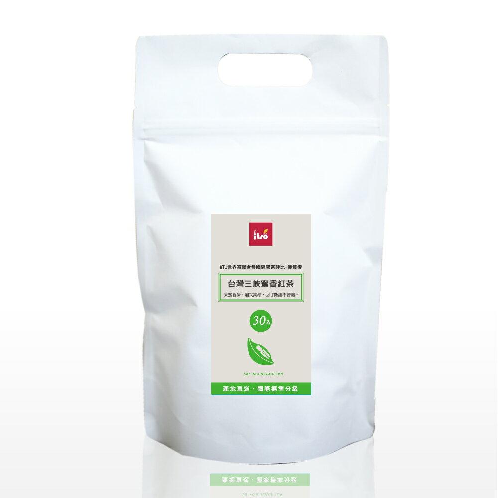 【一手茶】台灣三峽蜜香紅茶30入- 好分享獨立茶包 2
