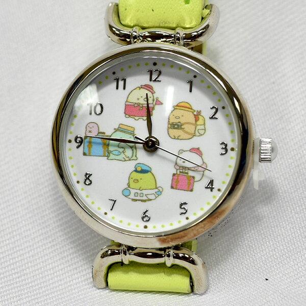 角落生物指針式手錶日本限定San-x正版品角落精靈