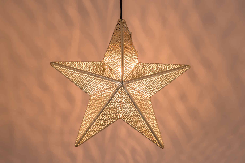 新鮮貨 青銅星星吊燈-BNL00073 2