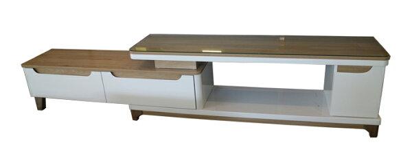【尚品家具】881-29卡亞4.5尺伸縮電視櫃