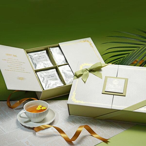 德國農莊TeaBar:【B&G德國農莊TeaBar】風鈴輕響經典茶禮盒