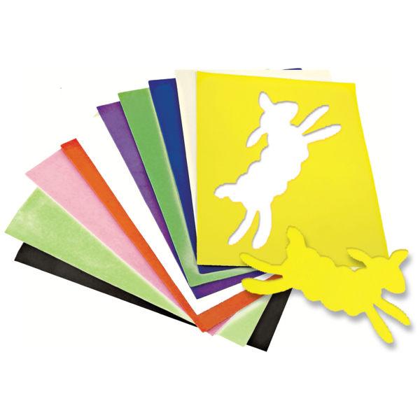 【華森葳兒童教玩具】美育教具系列-泡棉墊 L1-AP/066/FS