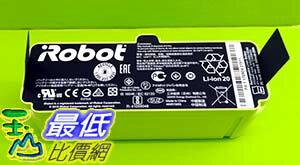 [促銷到6月15日24個月保固] iRobot Roomba 原廠鋰電池 適用 500 600 700 800 系列所有iRobot 機種