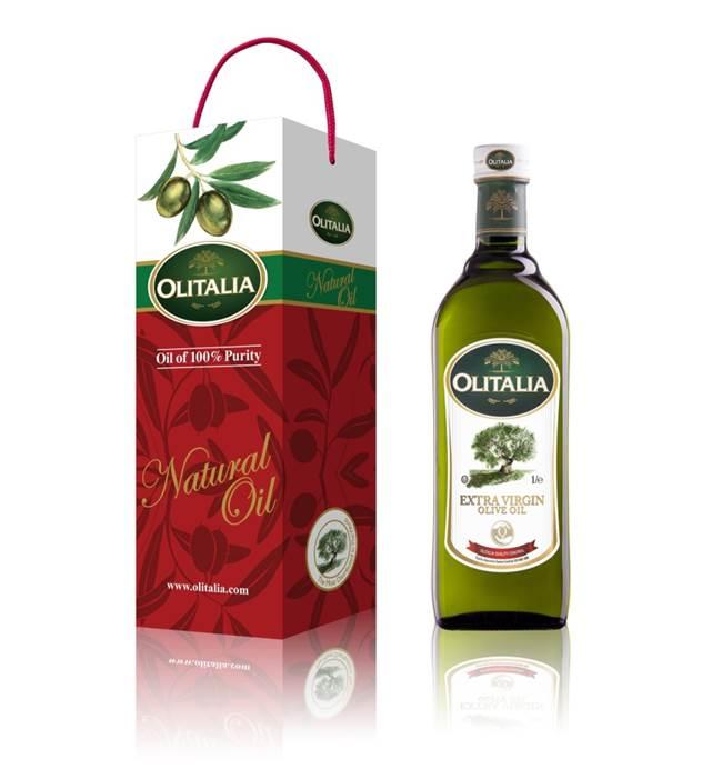 Olitalia 奧利塔特級冷壓橄欖油(1000ml)l