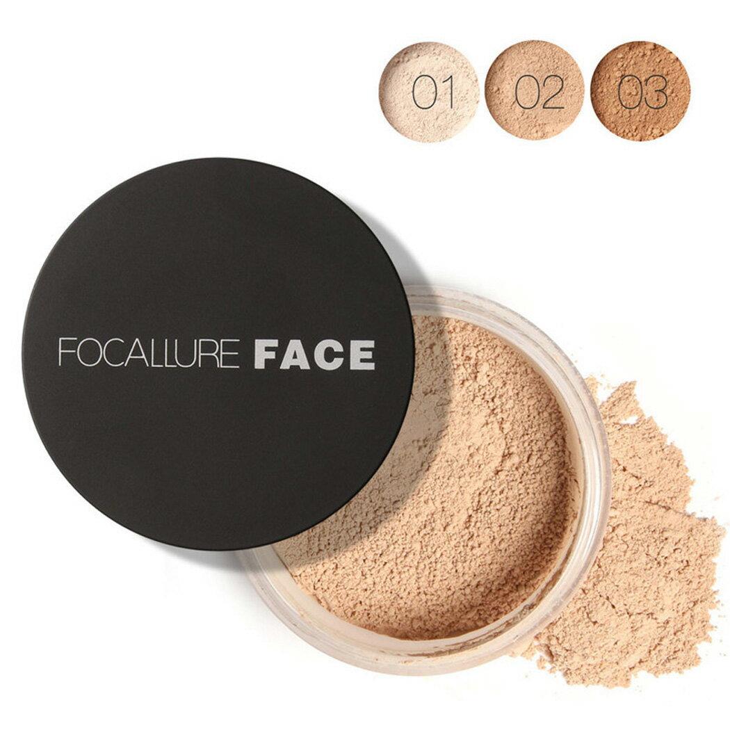 Beauty Pro Powder Loose Powder Waterproof Skin Finish Powder 0