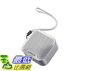 [106美國直購] Anker Bluetooth Wireless Speaker with Big Sound and Hands-Free Calling -Gray 揚聲器