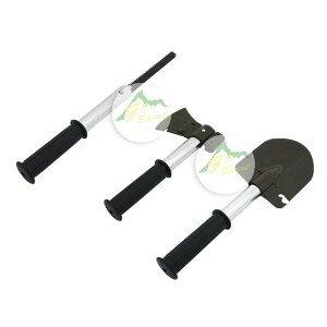 【露營趣】中和安坑 GO SPORT 53600 七功能工具組 鏟子 斧頭 拔釘器 鎚子 鋸子 開瓶器 開罐器