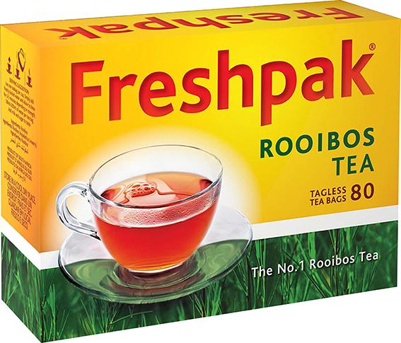 Freshpak南非國寶茶(RooibosTea)2.5gX80入