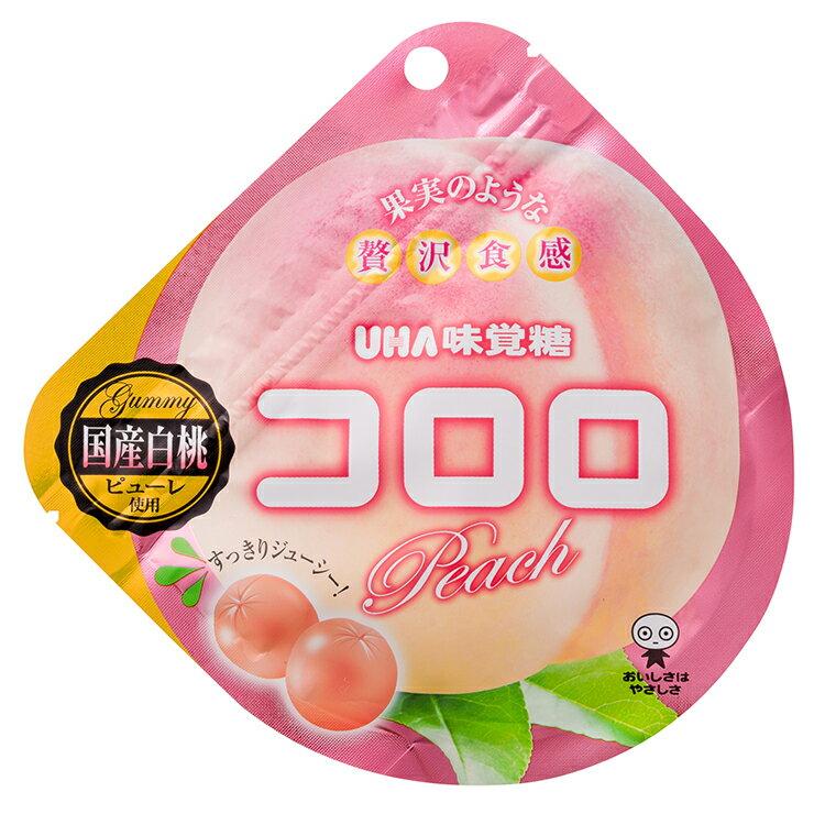 味覺糖 酷露露Q糖(水蜜桃味)-40g