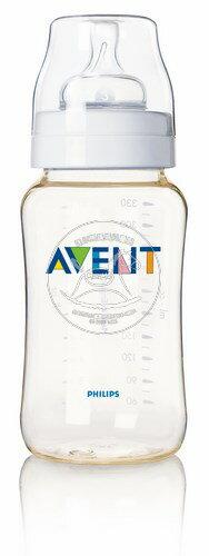 【迷你馬】PHILIPS AVENT PES防脹氣奶瓶(330ml/11oz)-單入 E65A092006