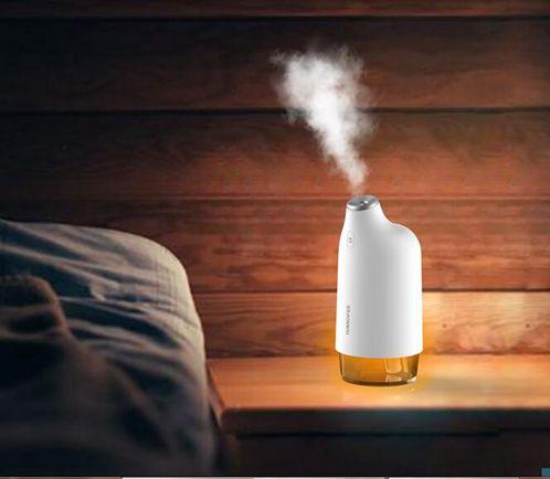 加濕器迷你usb家用靜音臥室辦公室桌面小型大容量便攜式車載宿舍學生補水噴霧