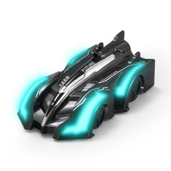 爬墻車遙控汽車上墻特技吸墻兒童玩具男孩4-12歲可充電動遙控賽車