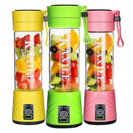 榨汁杯迷你型電動便攜式榨汁機家用全自動果蔬多功能水果小型學生-