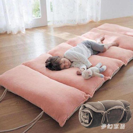 折疊床便攜式午休床辦公室折疊午睡墊日式床墊大號FR6023