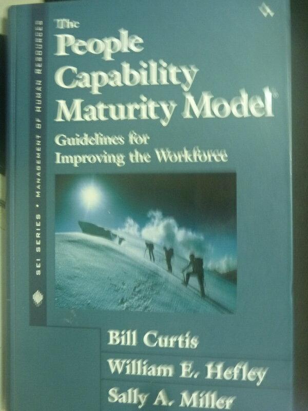 【書寶二手書T7/財經企管_ZEA】The People Capability Maturity Model_Curti