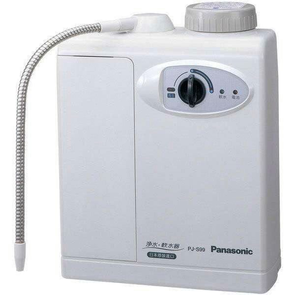 國際 Panasonic 淨水+軟水器 PJ-S99
