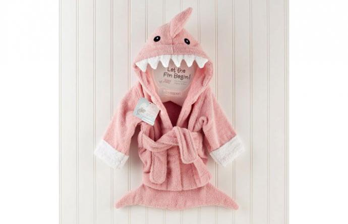 動物造型嬰兒浴袍(現貨+預購)