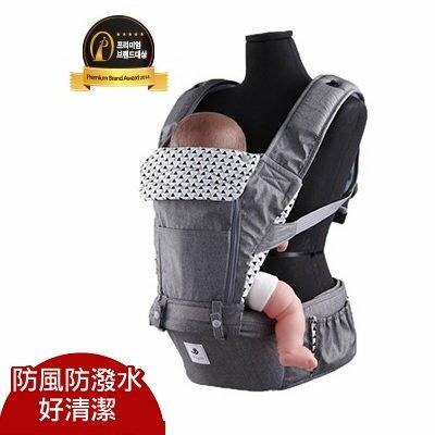 【送卡通口水巾】Pognae NO.5超輕量機能坐墊型背巾/ 嬰兒背巾 揹帶 揹巾@六甲媽咪