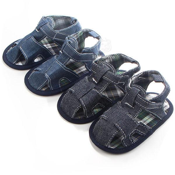 寶寶涼鞋 學步鞋 軟底防滑嬰兒鞋 童鞋 (11.5-12.5cm) MIY0727 好娃娃