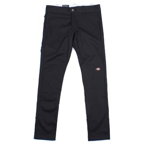 【EST】美版 Dickies Wp811 Skinny Fit Work Pants 窄版 直筒 工作褲 黑 [DK-5005-002] F0108