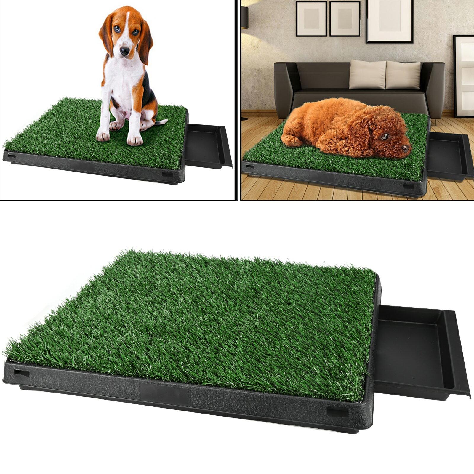 Pet Park Indoor Potty Dog Grass Mat Training Pad Pet Potty 1