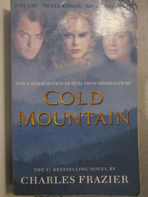 ~書寶 書T7/原文小說_HQB~Cold Mountain: A Novel_Charl
