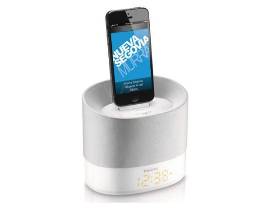 飛利浦PHILIPS床頭 iPhone 5 FUN音機 DS1400 ?