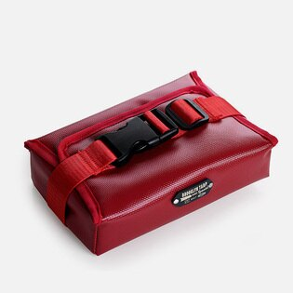 orin 原品設計:《BISQUE》都會餐盒保溫包(2色)-布魯克林