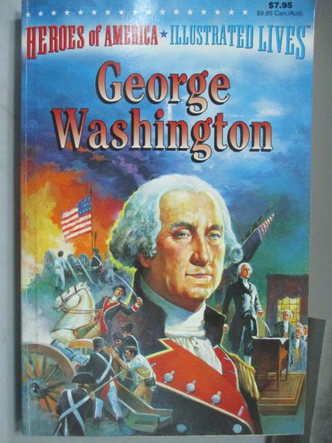 ~書寶 書T9/語言學習_HAI~George Washington_Mcmxcvi