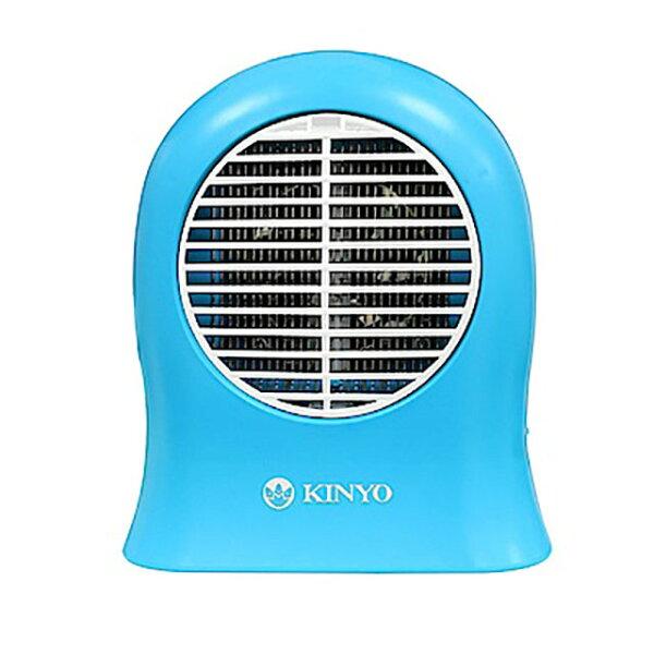 【KINYO耐嘉】6W二合一UVA燈管捕蚊燈(吸入+電擊)KL-111