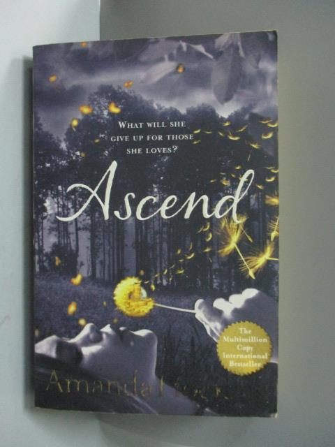 ~書寶 書T2/原文小說_OAJ~Ascend_Amanda Hocking
