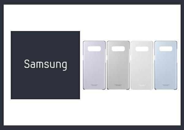 Mr ORIGINAL:SAMSUNGGalaxyNote8原廠薄型透明背蓋_PC材質(盒裝)