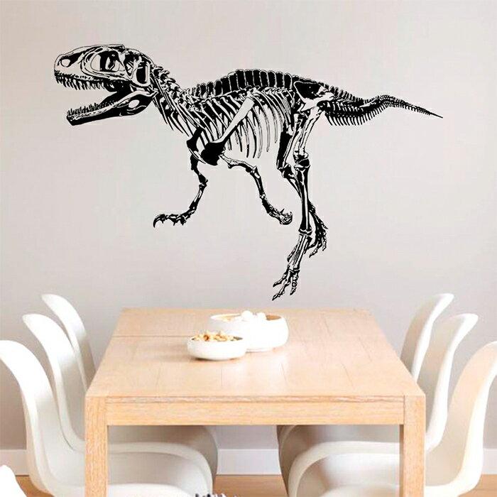 壁貼 恐龍 個性 居家裝飾牆壁貼紙【YV6800】HappyLife