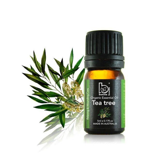 【Bonnie House】茶樹精油Tea Tree 5ml