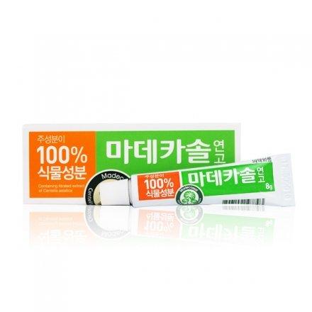 韓國Dongkook純植物積雪草速護軟膏8g【櫻桃飾品】【27408】