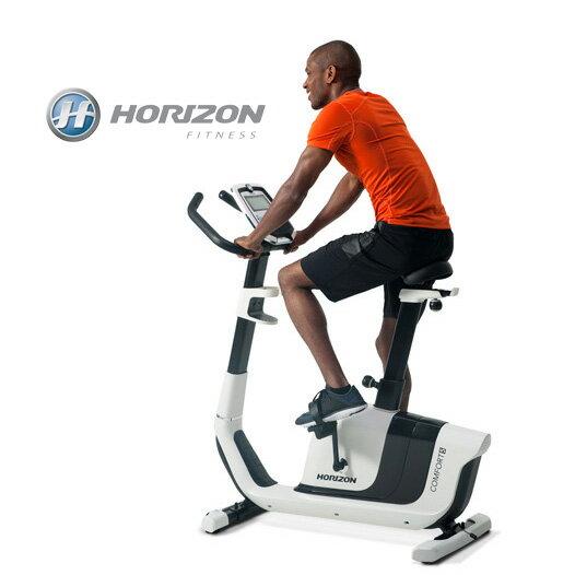 JOHNSON喬山 HORIZON Comfort 5 直立式健身車