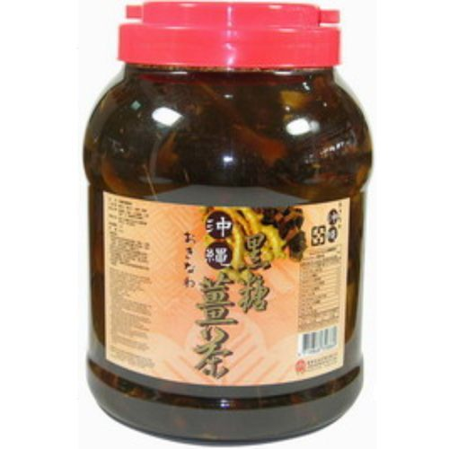 黑糖薑母茶(4公斤/罐)
