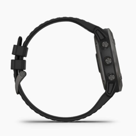 【中壢NOVA-水世界】GARMIN fenix 6X Pro Solar 進階複合式戶外GPS腕錶 太陽能 公司貨