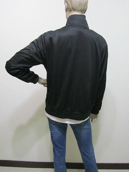 sun-e台灣製吸濕排汗薄外套、防曬外套、運動外套、單層薄外套(003-1403-07)紫色、(003-1403-08)寶藍色、(003-1403-21)黑色、(003-1403-22)灰色 尺寸:M L XL 2L(胸圍:44~52英吋)(男女可穿) [實體店面保障] 7