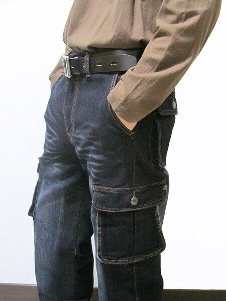 sun-e加大尺碼側貼袋彈性牛仔長褲、大尺碼伸縮立體工作褲、多口袋長褲、貓爪刷白牛仔褲、側貼袋丹寧、休閒牛仔褲、單寧長褲、側貼袋車繡龍圖案、腰圍有皮帶環(褲耳)、褲檔有拉鍊、黑色牛仔褲(307-7167-21)黑色 腰圍:M L XL 2L 3L 4L 5L(28~41英吋) [實體店面保障] 7