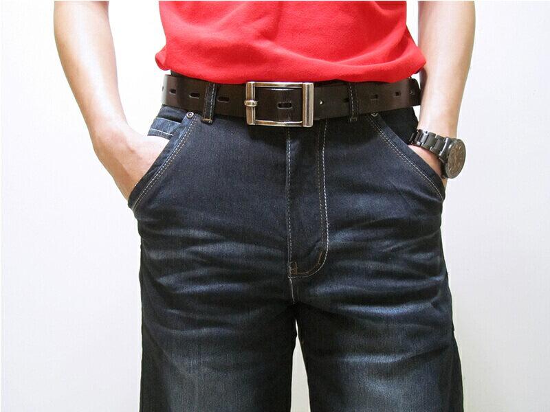 sun-e加大尺碼貓爪刷白彈性牛仔七分褲、大尺碼後車繡口袋七分牛仔褲、休閒單寧、丹寧七分褲、牛仔短褲、刷白牛仔褲、腰圍有皮帶環(褲耳)、褲檔有拉鍊、黑色七分褲、BIG&TALL、COPPED JEANS、CROPPED PANTS、DENIM SHORT、CROPPED SHORTS(307-7178-21)黑色 腰圍:L XL 2L 3L 4L 5L(30~41英吋) [實體店面保障] 8