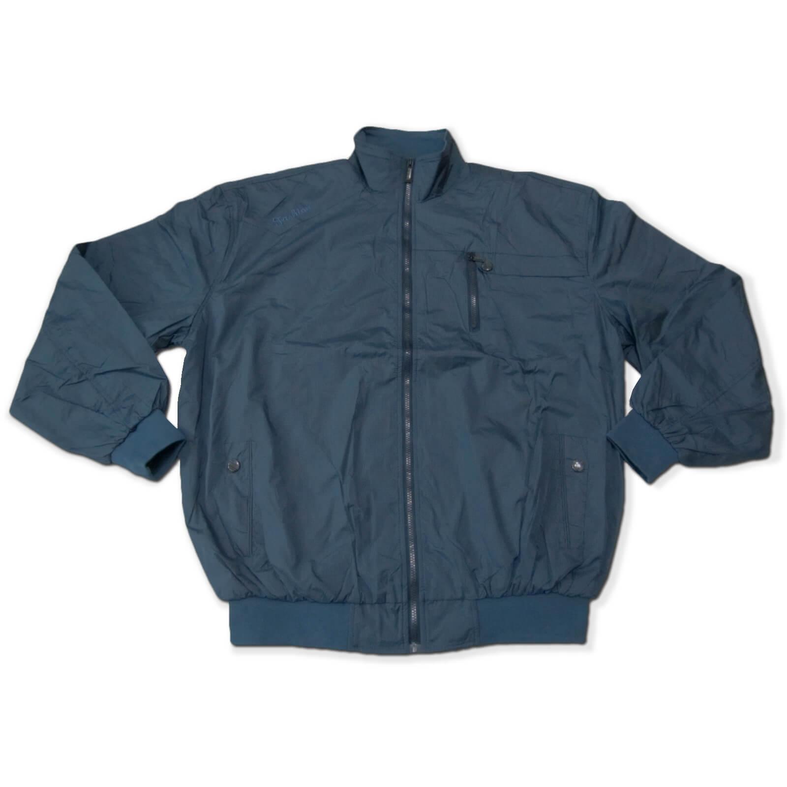 sun-e加大尺碼風衣外套、加大尺碼細格紋外套、加大尺碼夾克外套、加大尺碼防風外套、加大尺碼騎士外套(312-8882-08)藍綠色細格紋、(312-8882-21)灰色細格紋 胸圍:3L 4L(58~60英吋) [實體店面保障] 1