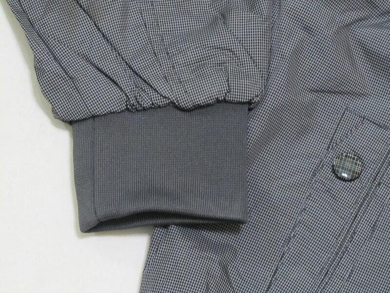 sun-e加大尺碼風衣外套、加大尺碼細格紋外套、加大尺碼夾克外套、加大尺碼防風外套、加大尺碼騎士外套(312-8882-08)藍綠色細格紋、(312-8882-21)灰色細格紋 胸圍:3L 4L(58~60英吋) [實體店面保障] 6