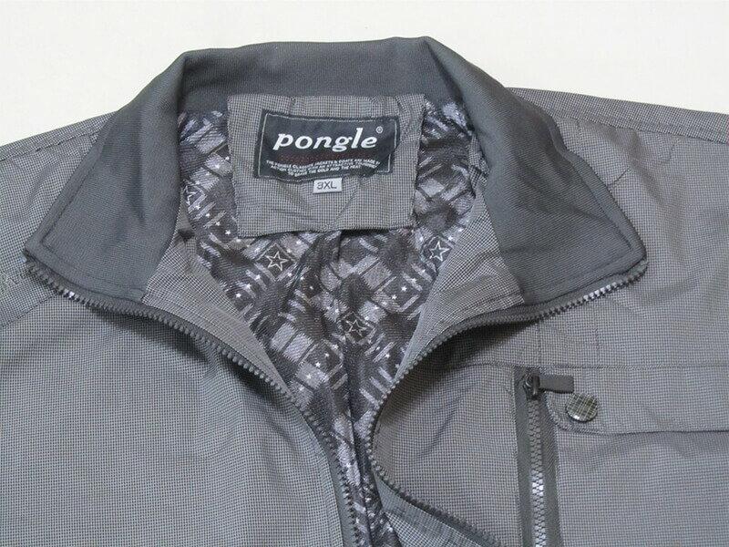 sun-e加大尺碼風衣外套、加大尺碼細格紋外套、加大尺碼夾克外套、加大尺碼防風外套、加大尺碼騎士外套(312-8882-08)藍綠色細格紋、(312-8882-21)灰色細格紋 胸圍:3L 4L(58~60英吋) [實體店面保障] 5