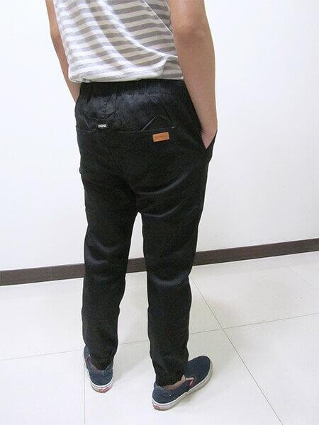 sun-e一般及加大尺碼JOGGER PANTS慢跑褲、美式褲管束口休閒褲、縮腳褲、縮口褲、顯瘦休閒褲、JOGGERS、褲管束腳褲、抽繩束口褲、街頭休閒運動風、黑色休閒長褲(321-6062-21)黑色 M、L、XL、2L(腰圍:28~35英吋) [實體店面保障] 6