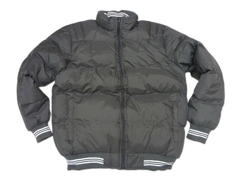 立領厚舖棉保暖外套、夾克外套、騎士外套、防寒外套、擋風外套、休閒外套、鋪棉外套、黑色外套(321-8327-01)咖啡色、(321-8327-02)綠色、(321-8327-03)黑色 L XL 2L(胸圍:48~52英吋) [實體店面保障] sun-e 7