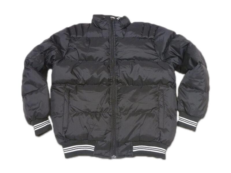 立領厚舖棉保暖外套、夾克外套、騎士外套、防寒外套、擋風外套、休閒外套、鋪棉外套、黑色外套(321-8327-01)咖啡色、(321-8327-02)綠色、(321-8327-03)黑色 L XL 2L(胸圍:48~52英吋) [實體店面保障] sun-e 4